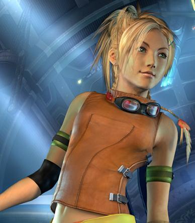 Personaje favorito de Videojuegos Rikku+(X)