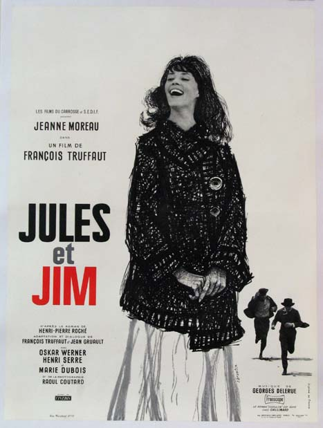 frantic films jules et jim 1962. Black Bedroom Furniture Sets. Home Design Ideas