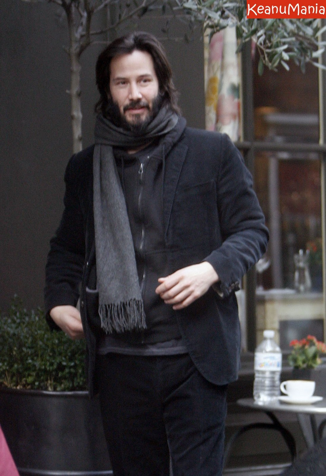 What Are Some Facts About Keanu Reeves  Referencecom