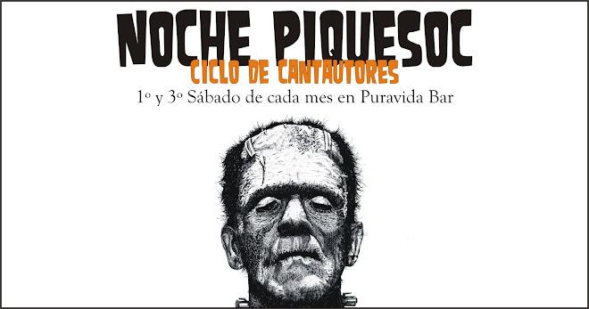 Noche Piquesoc - Ciclo de cantautores