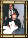 Il Compianto Presidente Onorario(Sua Em.za Rev.ma Cardinale Silvio Oddi 1993-2001)