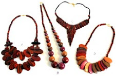 Exotic Wood Necklaces