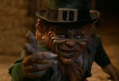 Leprechaun I wants me Gold!