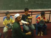 latihan nasyid di SMKBJ