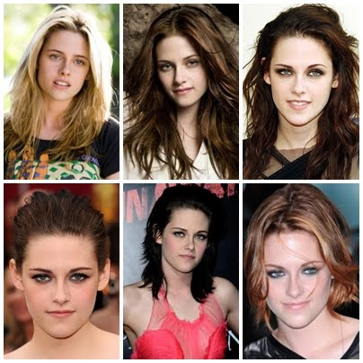 Kristen Stewarthair Color on Bella Teen  A Nova Kristen Stewart