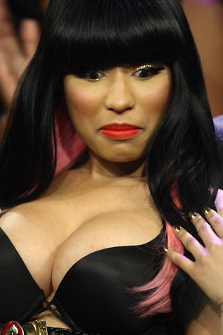 "Nicki Minaj Sextape Video ""I don't know where I fit in the spectrum of rap"