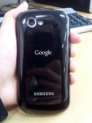Google Nexus S Image