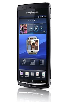 Sony Ericsson Xperia Arc Price and Specifications
