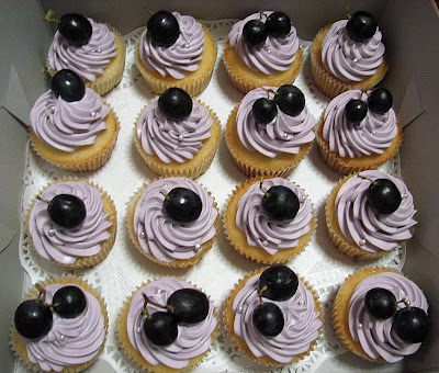 Bakeshop - Homemade Stylish Cupcakes in Bangkok, Thailand: Black ...