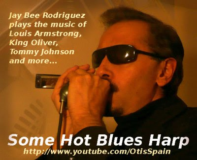 """Some Hot Blues Harp"" on You Tube"