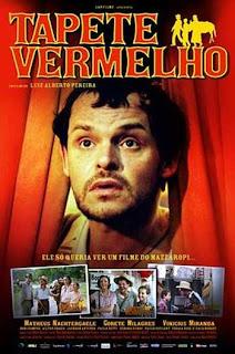 Filme Poster Tapete Vermelho DVDRip RMVB Nacional