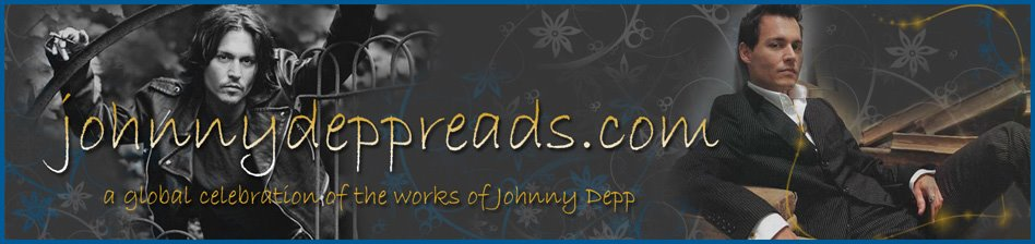JohnnyDeppReads Infinitum Nihil projects