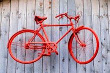 Red Bike