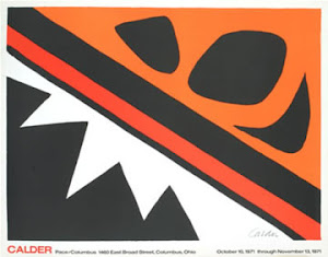 Calder Poster