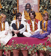 Beatles Guru Maharishi Mahesh