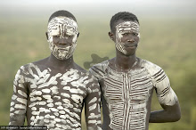Karo tribe, Ethiopia