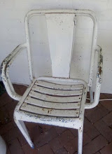 Vintage White Chairs