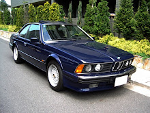 BMW 635 csi
