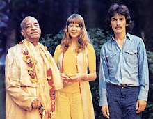 Srila Prabhupada, Patti Boyd, George Harrison