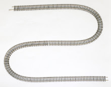 Toy train track