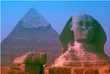 Sphinx on the Giza Plateau, Cairo, Egypt