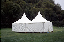 White tent