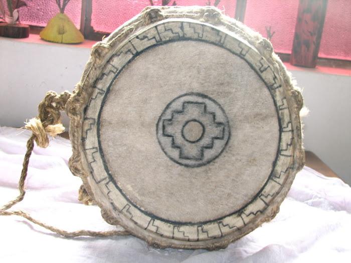 tambores sagrados