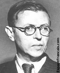 Jean Paul Sartre...!
