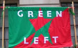 Green Left Banner