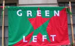 Green Left Banner