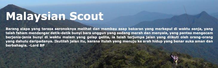 Malaysian Scout