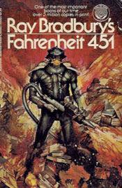 No leíste fahrenheit 451 ? Resumen muy bueno!
