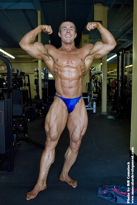 Female and male bodybuilding wallpapers gallery