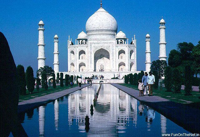 CONSTRUCTION Of TAJ MAHAL
