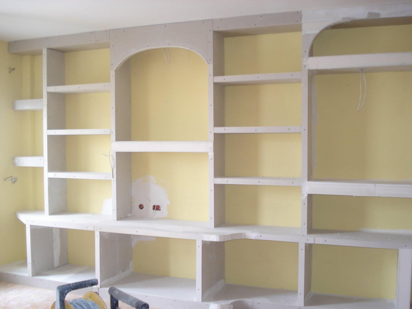 Pladur en tenerife instaladores mueble de pladur - Muebles en pladur ...