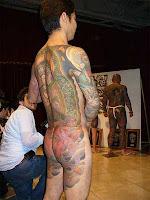 Tattoo Convention Artist