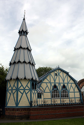 The Well Tower at the Tenbury Wells Pump Rooms