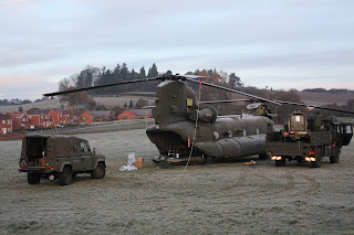 Chinook Tenbury Wells