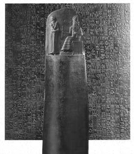 Escritura cuneïforme {Nerea,Dana y Laia} Hamurabi