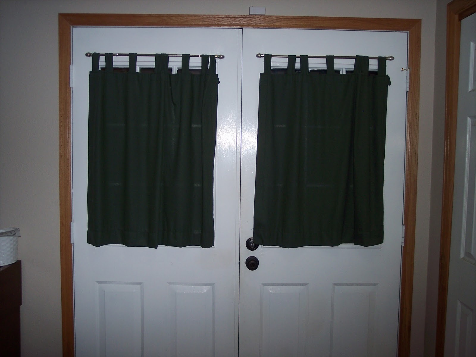 Project 1: Front Door Curtains