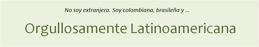 OrgullosamenteLatinoamericana