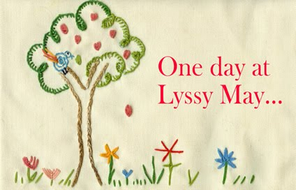 One Day at Lyssy May...
