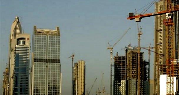 financial crisis in dubai