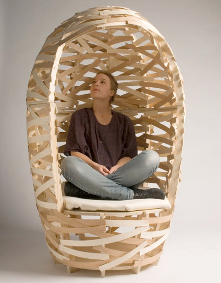 Creative and unique chair designs spicytec for Unique chair designs