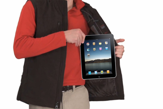 iPad-Compatible Clothing Seen On  www.coolpicturegallery.us