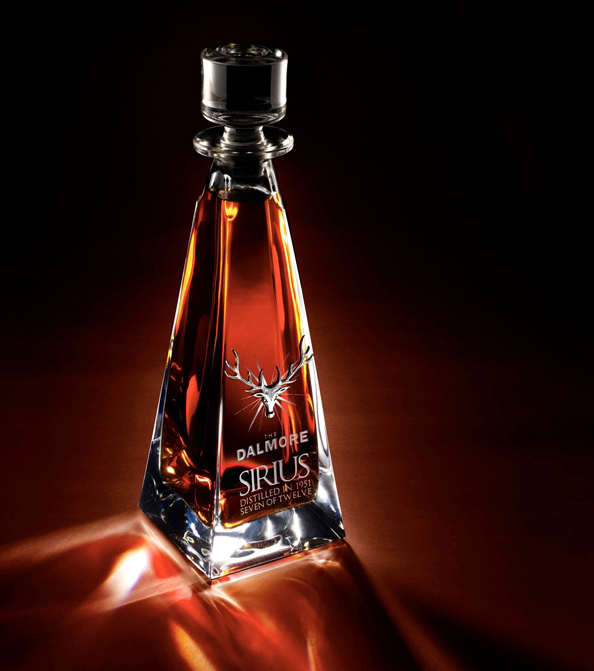 Unique bottles for luxury drinks spicytec for Most beautiful wine bottles