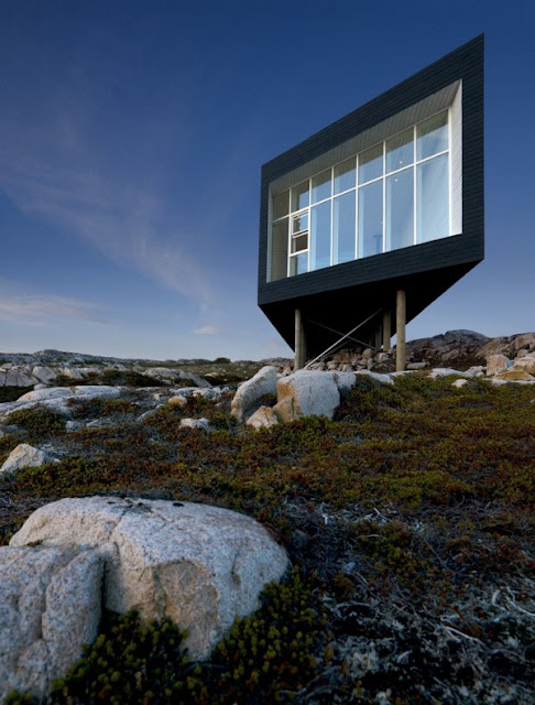 Fogo Island Studio Newfoundland Seen On  www.coolpicturegallery.us