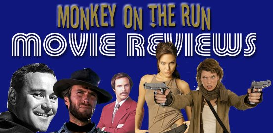 Monkey On The Run MOVIE REVIEWS
