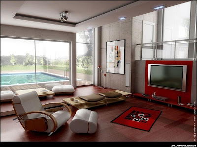 Modern Home Decorating and Interior Design Pictures