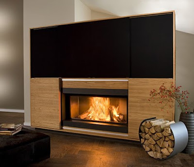 Luxury Fireplace Design Ideas